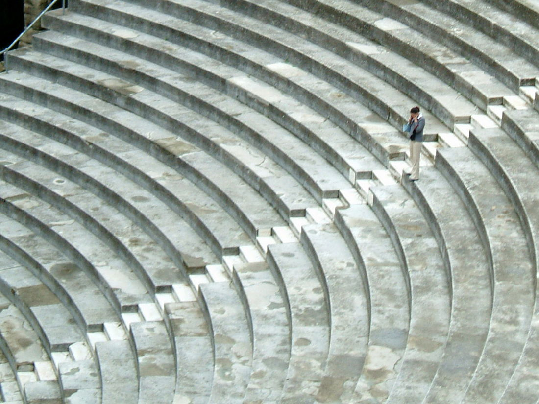 Oranges Amphitheater, Provence