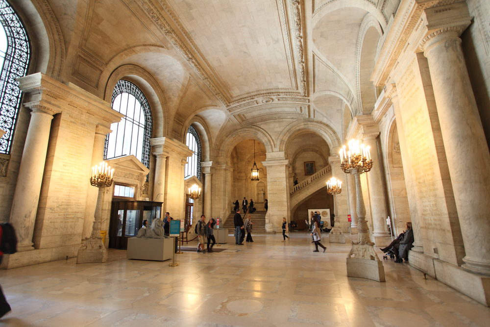New York Libary - Stephen A. Schwarzman Building