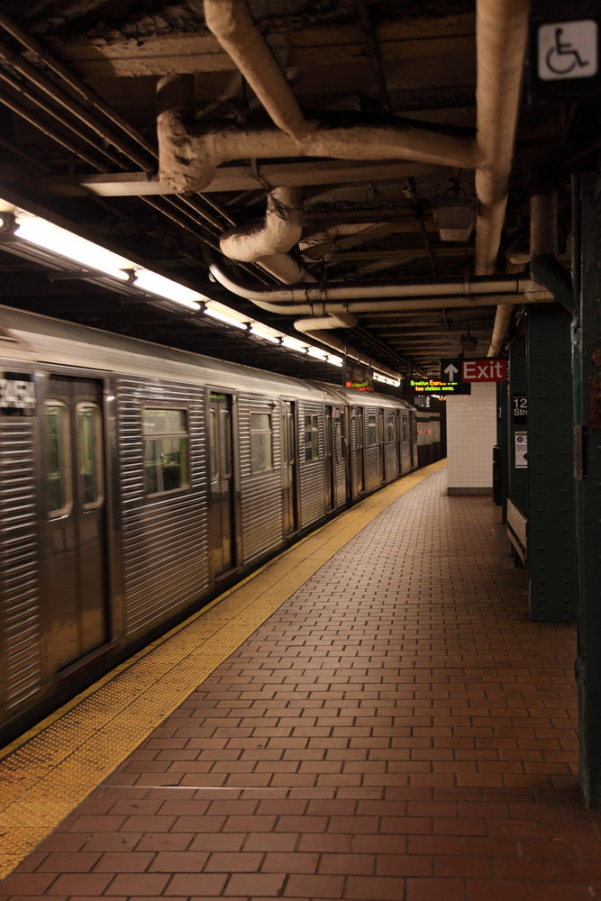 NY - Metro - New York-Subway