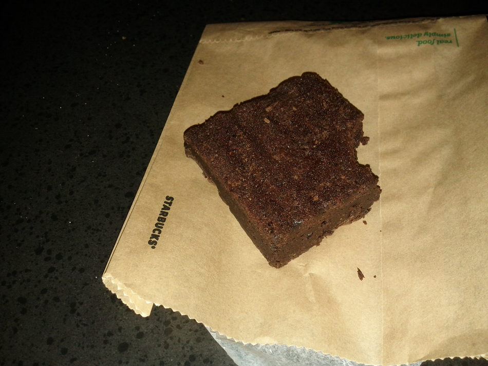 Schoko Brownie - lecker